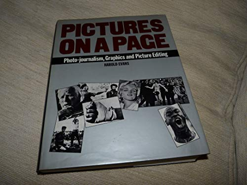 9780030131318: Title: Pictures on a Page PhotoJournalism Graphics and Pi