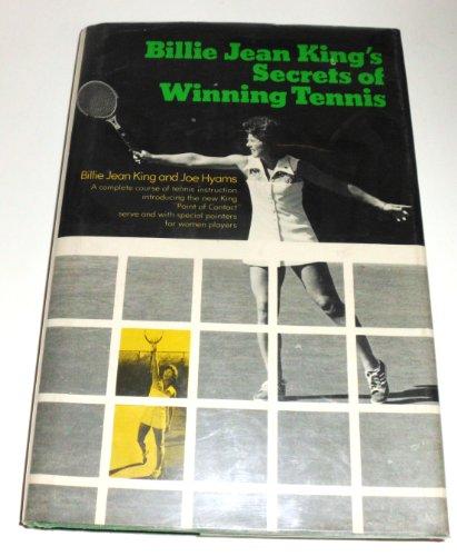 9780030131417: Billie Jean King's secrets of winning tennis