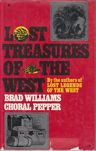 9780030131868: Lost treasures of the West