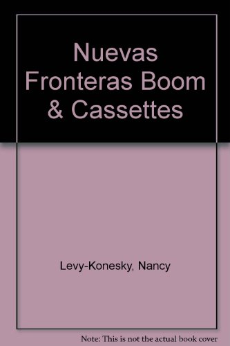 9780030134036: Nuevas fronteras: Gramática y conversación (with Tape) (Spanish Edition)