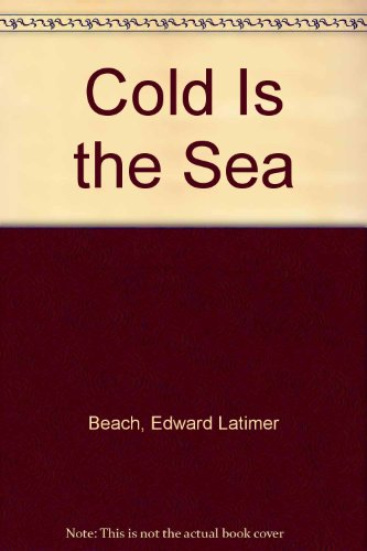 9780030139161: Cold Is the Sea