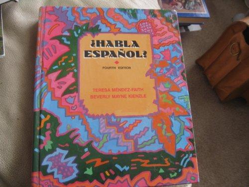 9780030139185: Habla Espanol?