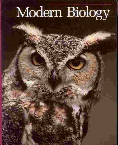 Modern Biology: Albert Towle, Alexandria