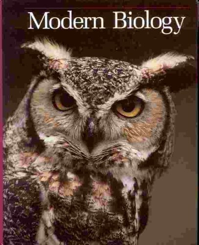 9780030139192: Modern Biology