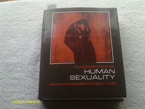 9780030140686: Fundamentals of Human Sexuality