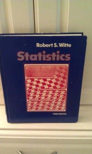 9780030141287: Statistics