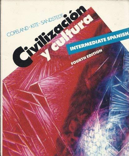 9780030141485: Copeland Civilizacioni Y Cultra 4e (Spanish Edition)