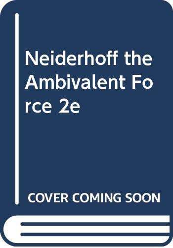 9780030142260: The ambivalent force : perspectives on the police