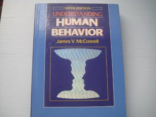 9780030142291: Understanding Human Behavior