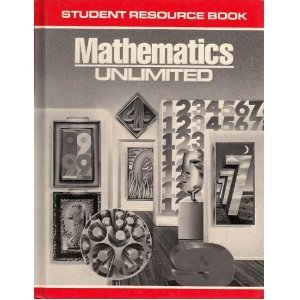 9780030144226: Mathematics Unlimited/Grade 8