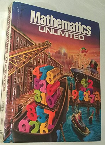 9780030144240: Mathematics Unlimited, Grade 6