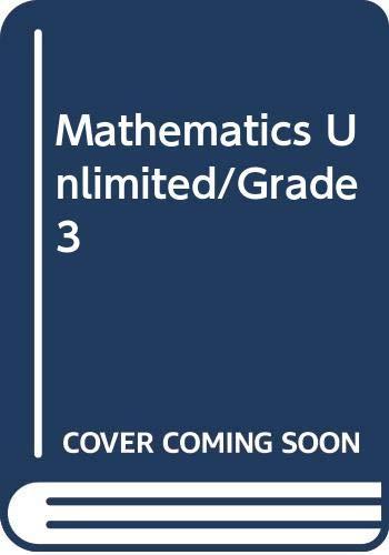 "Mathematics Unlimited/Grade 3: Francis ""Skip"" Fennell"
