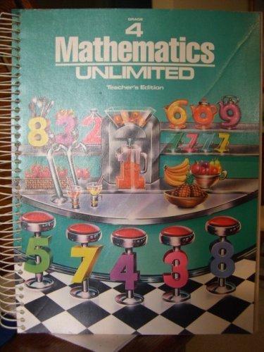 9780030144431: Mathematics Unlimited Grade 4 Teacher's Edition.
