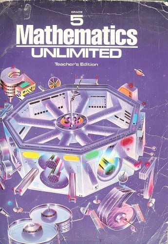 9780030144448: Mathematics Unlimited, Grade 5