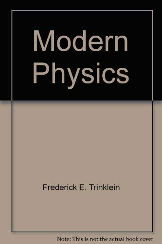 9780030145179: Modern Physics Teacher's Edition