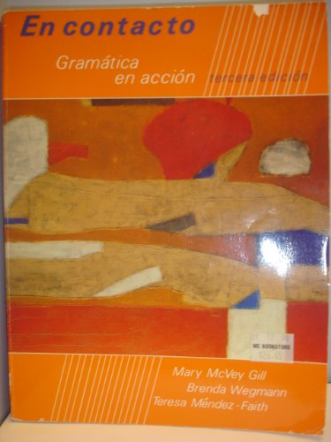 9780030145896: En Contacto: Gramatica En Accion