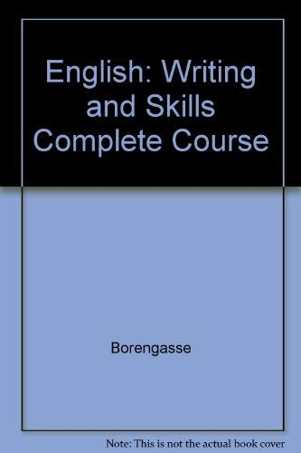 9780030146725: English: Writing and Skills Complete Course