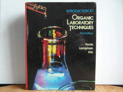 9780030148132: Introduction to Organic Laboratory Techniques (Saunders Golden Sunburst Series)
