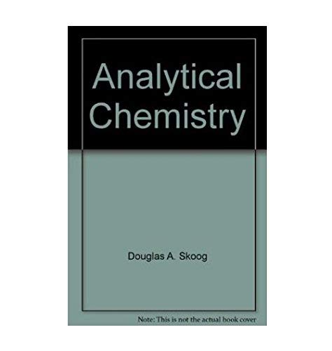 9780030148286: Fundamentals of Analytical Chemistry