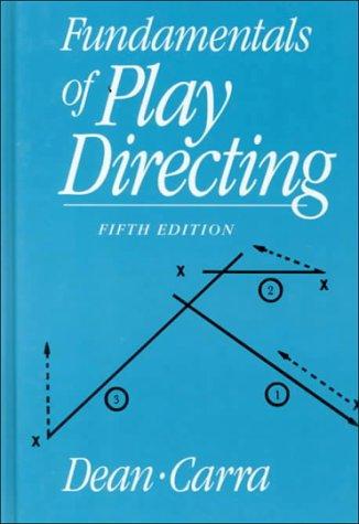 9780030148439: Fundamentals of Play Directing