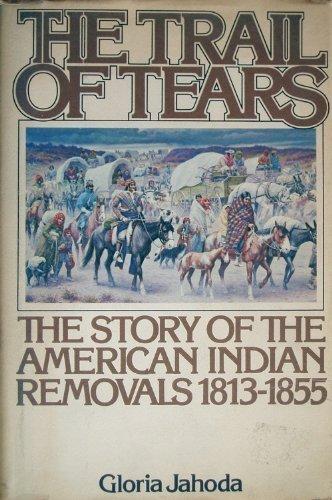 jahoda gloria - trail tears - First Edition - AbeBooks