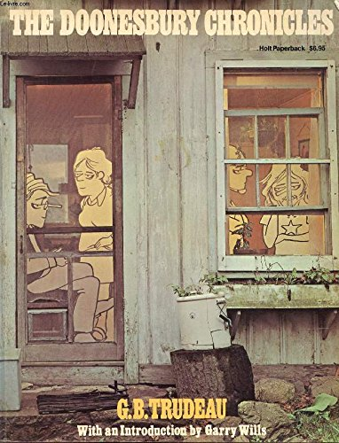 9780030149061: The Doonesbury Chronicles