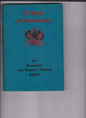 9780030150418: A Book of Americans