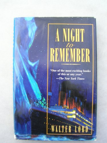 9780030150760: Title: A night to remember