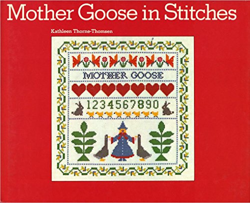 9780030152016: Mother Goose in Stitches