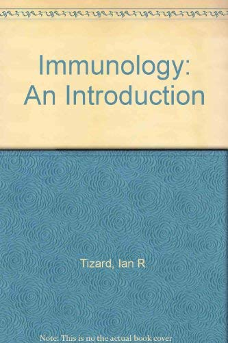 9780030152498: Immunology: An Introduction