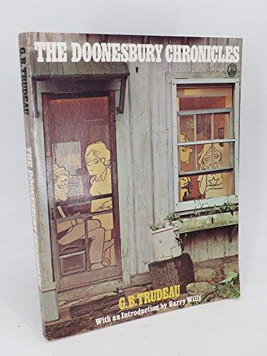 9780030152566: The Doonesbury chronicles