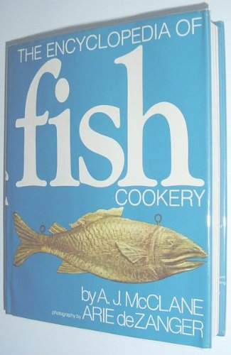 The encyclopedia of fish cookery, IN ENGLISCHER SPRACHE