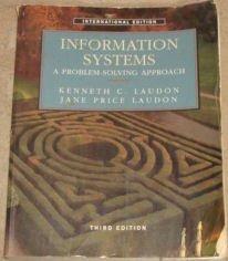 9780030154683: Information Systems/Intl Version