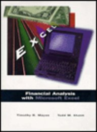 9780030155024: Financial Analysis With Microsoft