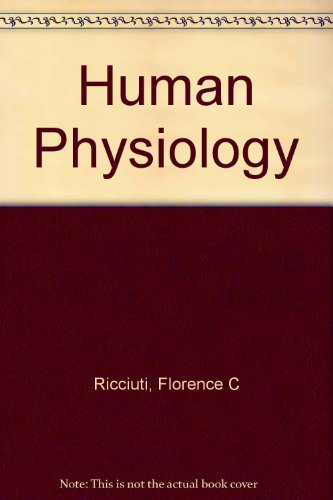 9780030158636: Human Physiology