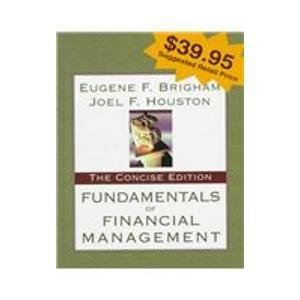 9780030159589: Fundamentals of Financial Management: Theory and Practice