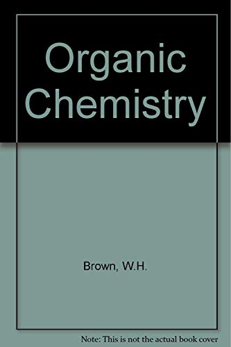 9780030160721: Organic Chemistry