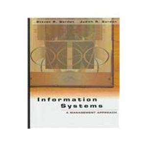 9780030163142: Information Systems: A Management Approach