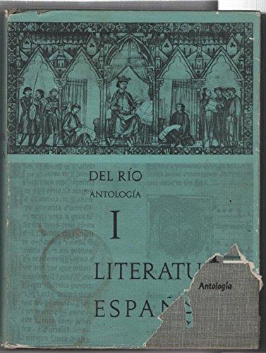9780030166259: Antologia General de la Literatura Espanola: v. 1