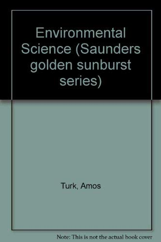 9780030166570: Environmental Science
