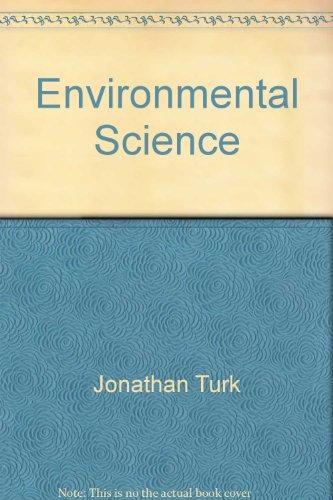 9780030166648: Environmental Science