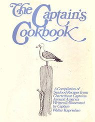 9780030167515: The Captain's Cookbook