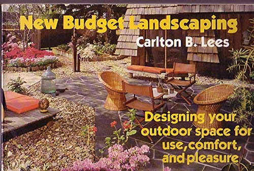 9780030168468: New Budget Landscaping: Designing Your Outdoor Space for Use, Comfort, and Pleasure