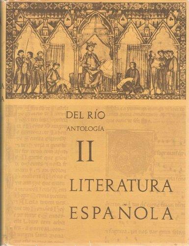 9780030168550: Antologia General de la Literatura Espanola: v. 2