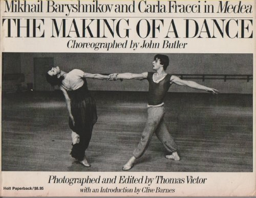 9780030168611: The Making of a Dance