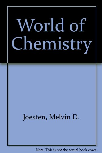9780030168833: World of Chemistry