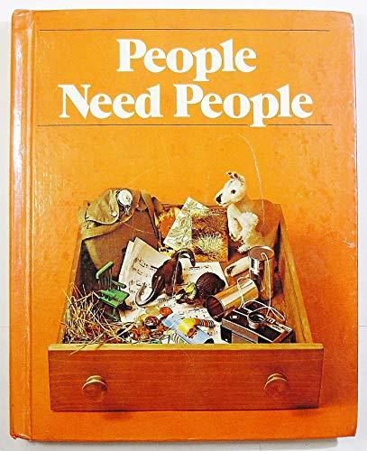 9780030170065: People Need People (Level Nine Reader)