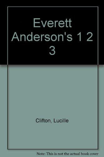9780030174414: Everett Anderson's 1 2 3