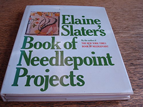 9780030175169: Elaine Slater's Book of needlepoint projects