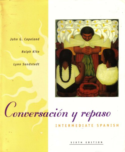 9780030175176: Intermediate Spanish: Conversacion y Repaso